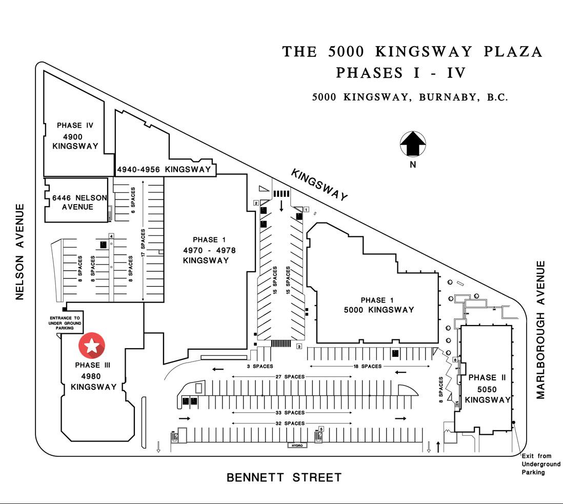 5000 Kingsway Complex
